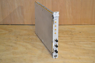 Agilent HP E1437A Digitizer - 75000 Series C 20MSa/s ADC - with Opt ANE