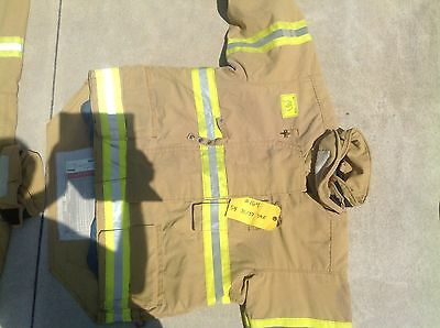 Morning Pride Turnout Gear Coat size 54 varying lengths c164-167