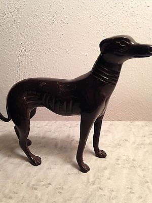 Greyhound Dog Figurine $39.90