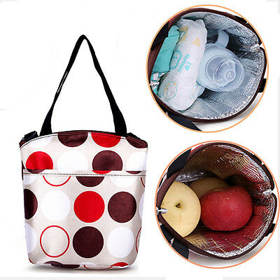 Baby Thermos Bag Bottle Insulation Cup Storage Waterproof  Feeding Bottle Cover