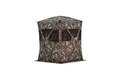 Barronett Blinds BM276BT Big Mike Super Tough Ground Blind in Blood Trail... New