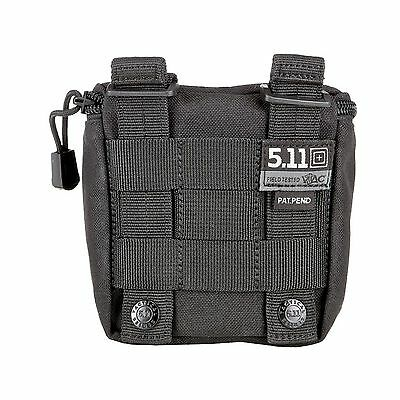 5.11 Tactical Series 56119 Shotgun Ammo Pouch Black New