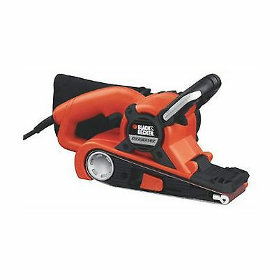 BLACK+DECKER DS321 Dragster 6-Amp 3-Inch-by-21-Inch Belt Sander with Clot... New