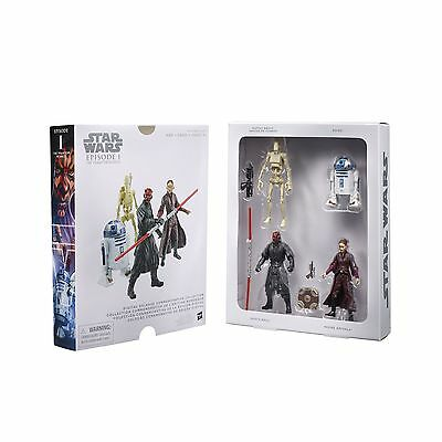 STAR WARS Digital Release Commemorative Collection Box Set - Episode 1 Th... New
