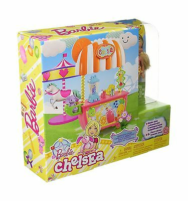 Barbie - Chelsea & Smoothie Stand New
