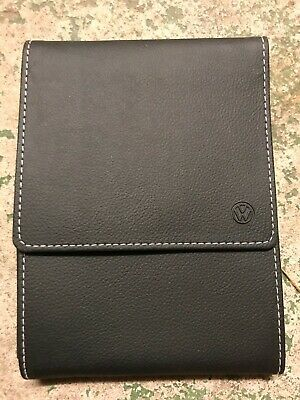 VW DOCUMENT KIT/Servicemappe/empty Wallet for all VW /without