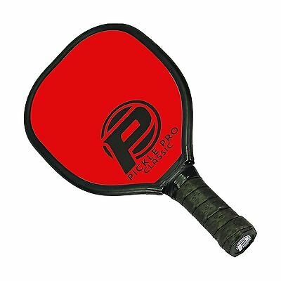Pickle Pro Composite Pickleball Paddle (Red) New