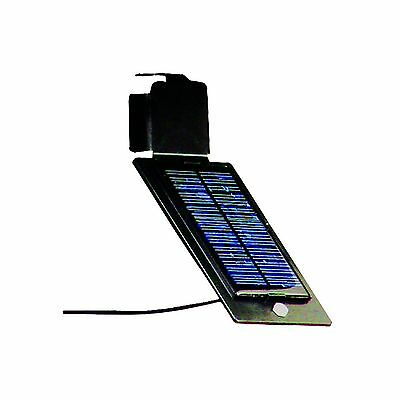 American Hunter Feeders Solar Charger New