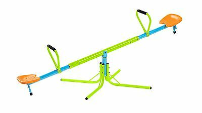 Pure Fun Home Playground Equipment: Swivel Seesaw Youth Ages 4 to 10 New