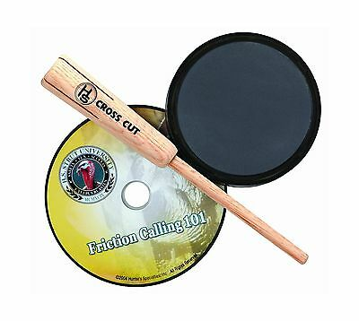 Hunters Specialties Strut Friction Calling Turkey Hunting Instructional D... New