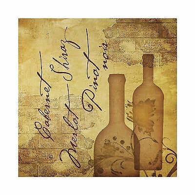 Thirstystone Occasions Trivet Aged Wine Multicolor New