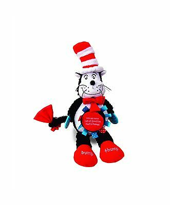 Manhattan Toy The Cat in the Hat Activity Cat Baby Toy New