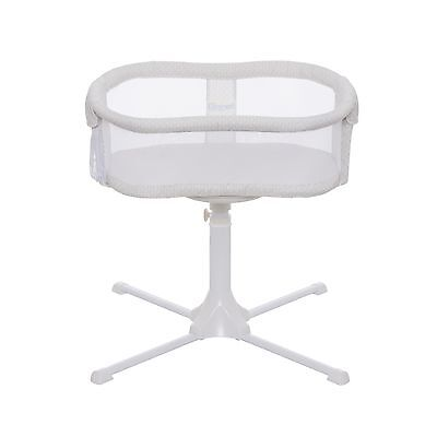 Halo Innovations HALO Bassinest Swivel Sleeper Essentia Series White One ... New