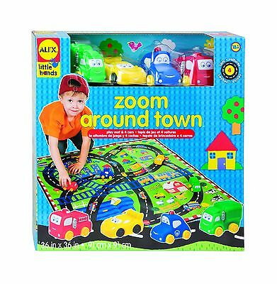 ALEX Toys - Early Learning Zoom Around Town - Little Hands 1493 New