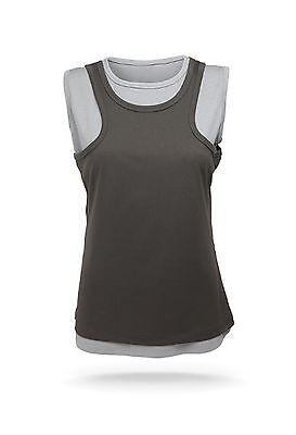 Battlestar Galactica Adult Double Tank Top Standard Medium New