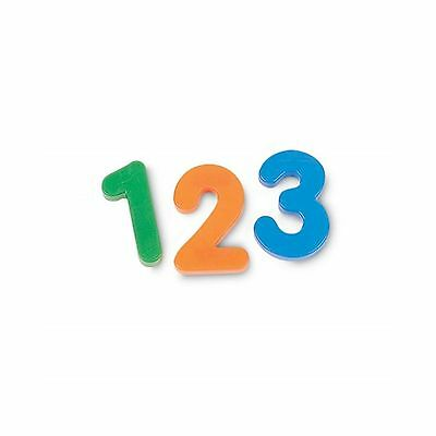 Learning Resources Jumbo Magnetic Numbers/Operations Set Of 36 New