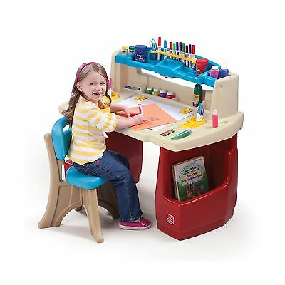 Step2 Deluxe Art Master Desk New