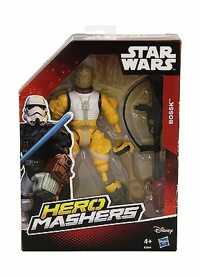 Star Wars Hero Mashers Episode V Bossk by Star Wars New