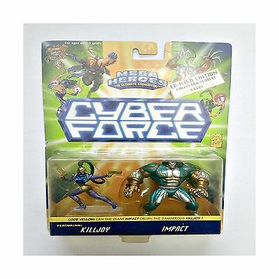 Cyber Force Limited Edition Killjoy & Impact New