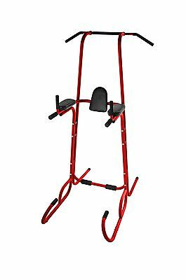 Stamina Power Tower Home Gym Red New
