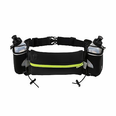Hydration Belt for Running  Cido Hydration Running Belt with 2 9 oz BPA F... New