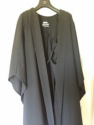 Black Academic Gown