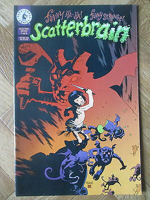 Scatterbrain #1 Near Mint (W12)