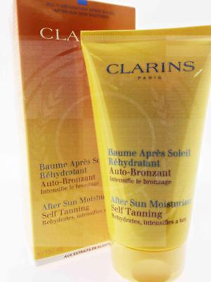 Clarins After Sun Moisturizer Self Tanning 150Ml