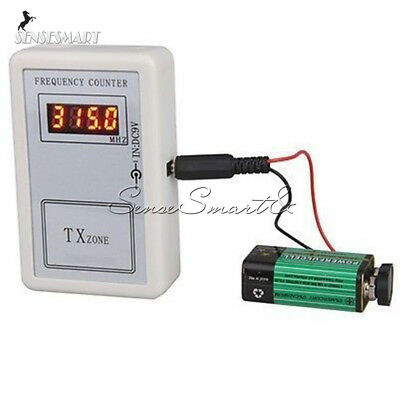 Digital LED Portable Frequency Counter for Calibrate Remote Control Calibration