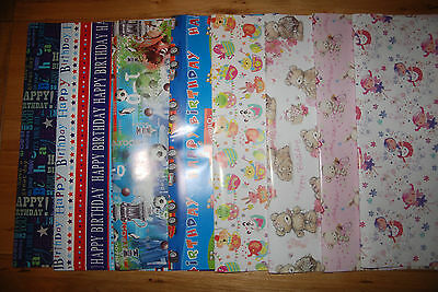 Gift Wrap Service – Wrapping Paper! *only With Item/present To Post!!!