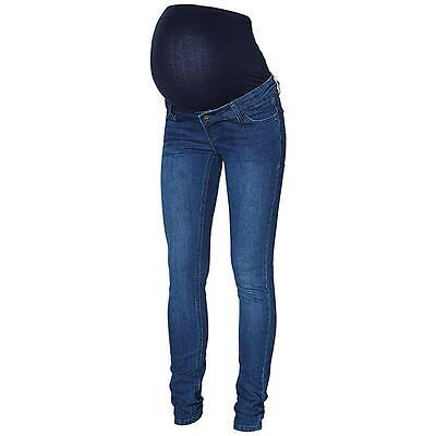 Shelly Maternity Skinny Slim Jeans With Bump Band