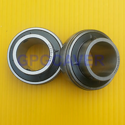 Go Cart Kart Racing TWO Rear Bearings 1 1/4 Free Spinning AXLE chassis Bearing