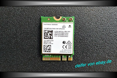 NEU Intel Wireless AC 8265 NGW NGFF M.2 867Mbps Neueste Version TA-006 BT4.2