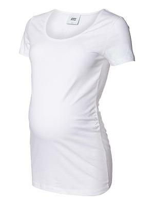 Maternity Short Sleeve Longer T Shirt, Choice Of Colours