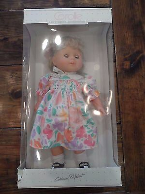 Corolle Baby Doll Catherine Refabert France NIB New Annabelle 14 Inch New 3212