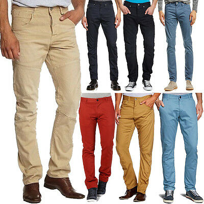 Mens And Boys Jack And Jones Chinos Slim & Regular Fit Mens Chinos (Brand New)