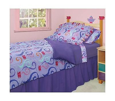 Room Magic Natural Twin Bed Girl Teaset New