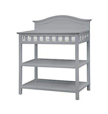 Thomasville Kids Southern Dunes Changing Table Pebble Gray New