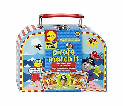 ALEX Toys - Early Learning Pirate Matching - Little Hands New