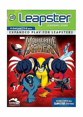 LeapFrog Leapster Learning Game: Wolverine New