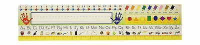 Paper Magic 833180 Eureka 36 Large Elementary Grades K-1 Name Plates New