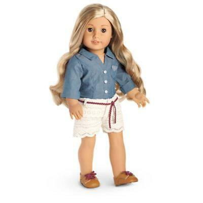 American Girl Doll Tenney's Picnic Outfit – New in Box (doll not Included)