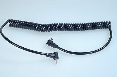 PARAMOUNT SYNC 2.5mm CORD COILED MS-PC5 TIP#2 to TIP#29 2' Coiled 5' Stretched