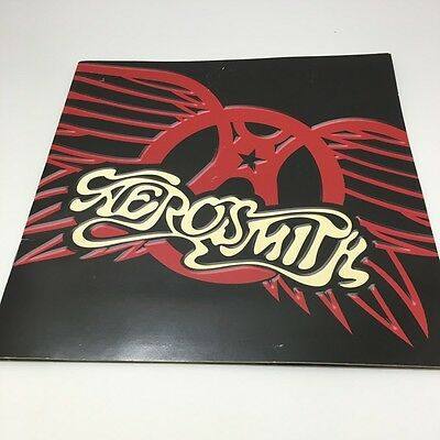 AEROSMITH - JAPAN TOUR PROGRAM Steven Tyler Joe Perry