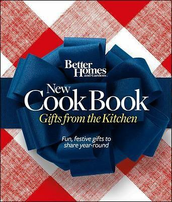 Better Homes & Gardens Plaid Cook Book~Gifts from the Kitchen~NEW Still Sealed