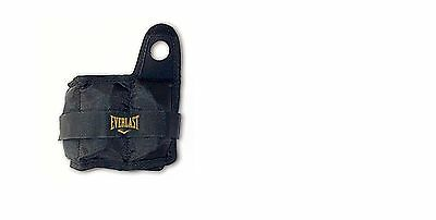Everlast EX2754BK Wrist/Ankle Weights Pair 5-Pounds (Black) New
