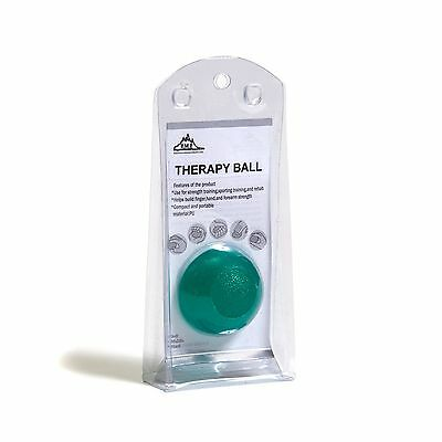 Black Mountain Products Hand Therapy Ball Green New