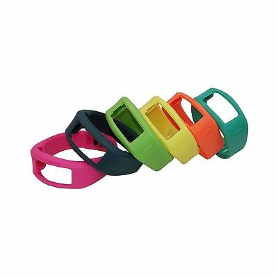 Replacement Bands with Clasps for Garmin Vivofit /No Tracker (6PCS R2 Sma... New
