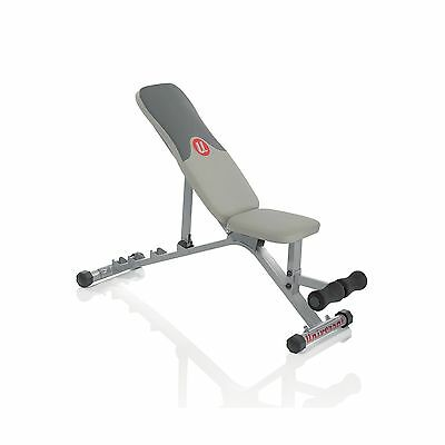 Universal 5 Position Weight Bench New