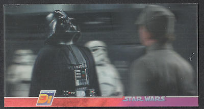Star Wars - 3Di - Promo Card 3-D CARD #3Di #1 - 1996 TOPPS WV - NM